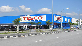 Tesco Station 18 Ipoh
